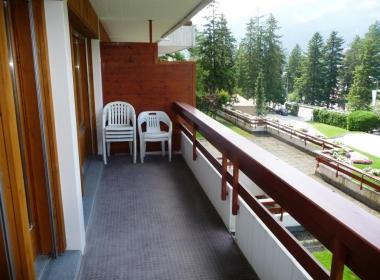 balcon nord