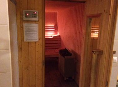 Antares sauna