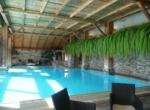 Etrier piscine