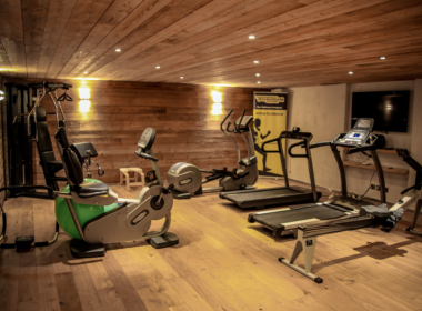 Rois Mages fitness room