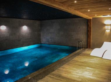 Rois Mages piscine