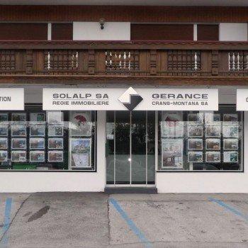 Nos locaux SOLALP